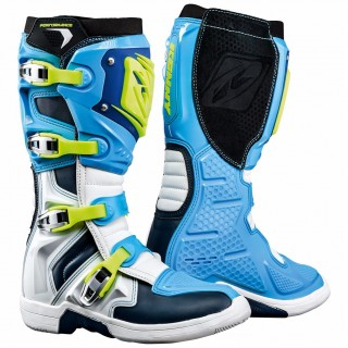 BOTTES KENNY PERFORMANCE CYAN T-39
