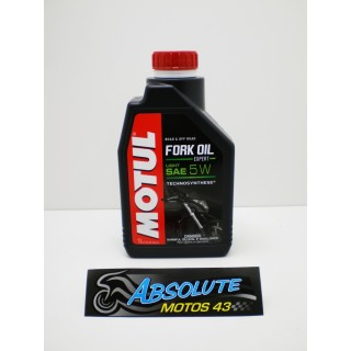 MOTUL FORK OIL #5W LIGHT