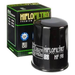 FILTRE · HUILE  HIFLOFILTRO  HF198