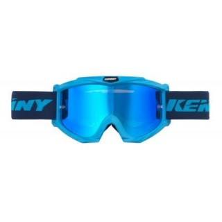 KENNY LUNETTES TRACK + CYAN  ADULTE