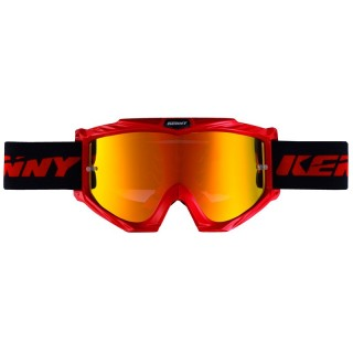 KENNY LUNETTES TRACK ROUGE  ADULTE