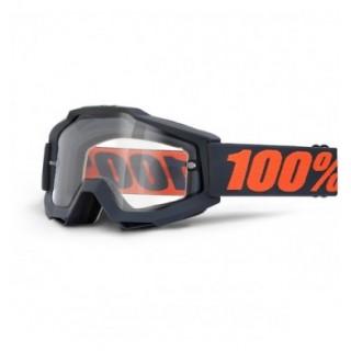 100% ACURI GUNMETAL CLEAR