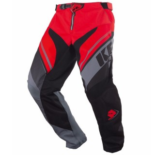 PANTALON TRACK18 GREY/RED T-34/42