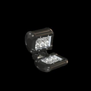 RAMPE LEDS 18W 11X11 3X6 6CM